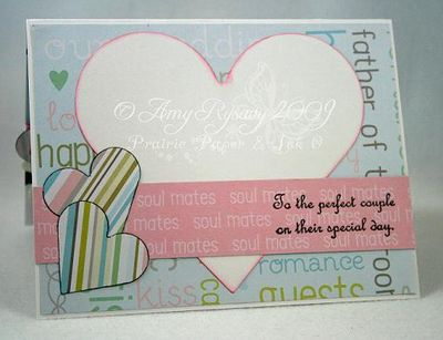 CHF AmyR Stamps Mr & Mrs Card Inside by AmyR