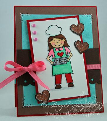 CC Cookie Jar Card Sample by AmyR