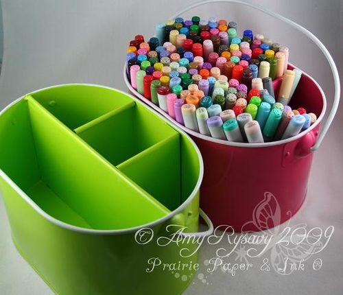 Copic pails
