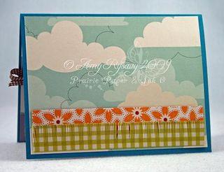 CCD Tweeties Flower Friends Card Inside by AmyR