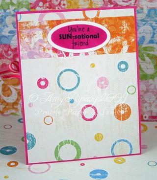 CCD Sugarplums Beach Island Girl Card Inside by AmyR