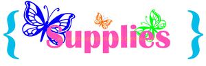 Supplies Rainbow