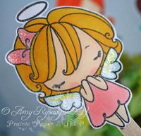 Anya Puppet Set Angel by AmyR