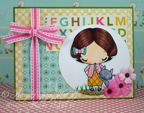 TGF Reeta Forever Friends Card by AmyR