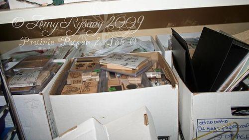 Stampers Garage Sale