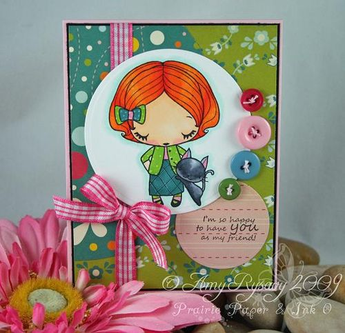 TGF Reeta So Happy Card by AmyR