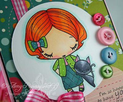 TGF Reeta So Happy Card Closeup by AmyR