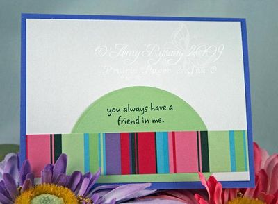 Memory Crafter Card 2 Inside by AmyR
