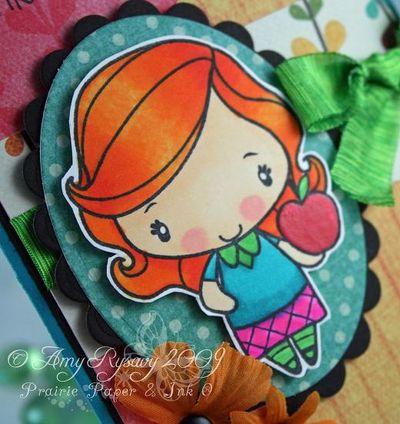 Anya Thank You Teacher Card 2 Closeup by AmyR