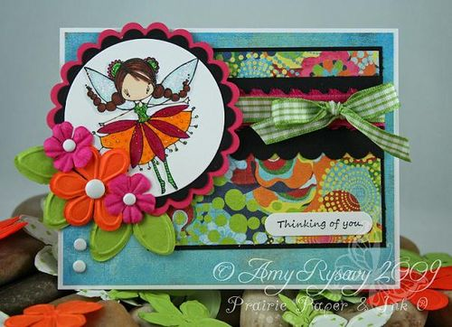 Bella Ketto Thinking of You Card by AmyR