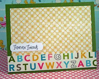 TGF Reeta Forever Friends Card Inside by AmyR