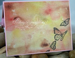 AmyR Stamps Butterflies Card 1 Inside by AmyR