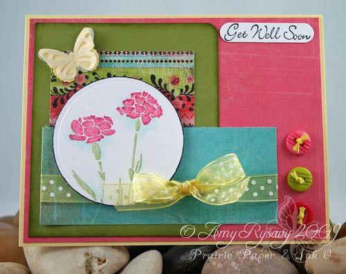 AmyR Stamps FF Get Well Soon Card by AmyR