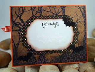 Fluffles Eeeek Card Inside by AmyR