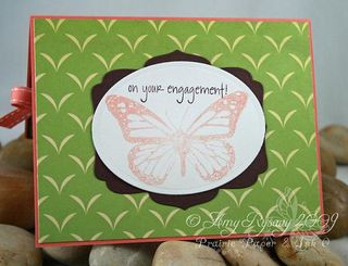 AmyR Stamps Congrats Sentiments Sample 1 Inside by AmyR