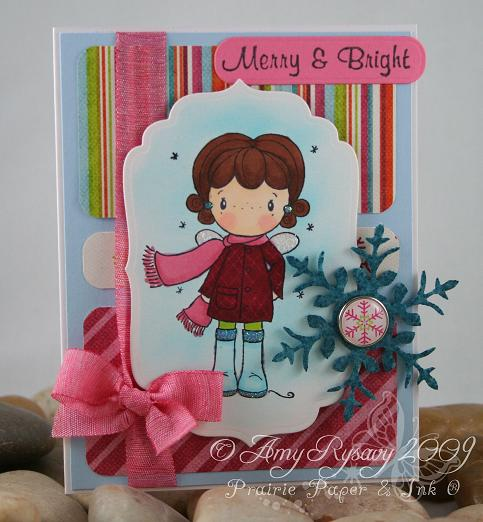 CCD AmyR Stamps Holiday SP Card 3 by AmyR