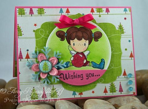 CCD AmyR Stamps Holiday SP Card 1 by AmyR