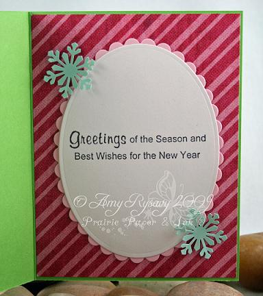 CCD AmyR Stamps Holiday SP Card 2 Inside by AmyR