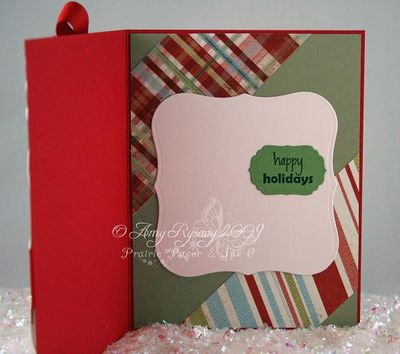 CCD Santa Emma Card Inside by AmyR