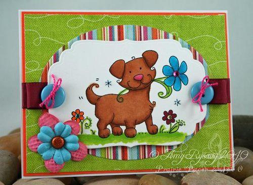 WRS Puppy Card by AmyR