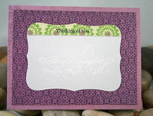 AmyR All Women Card 1 Daughter Inside by AmyR