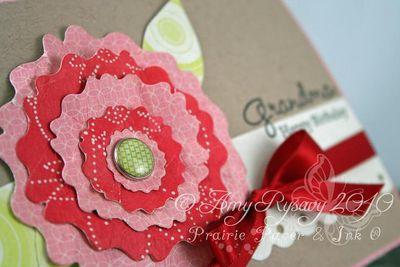 AmyR All Women Card 3 Grandma Closeup by AmyR