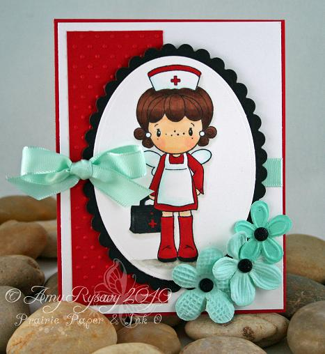 CCD SP Nurse Nora Card by AmyR