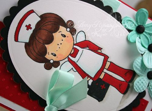 CCD SP Nurse Nora Card Closeup by AmyR