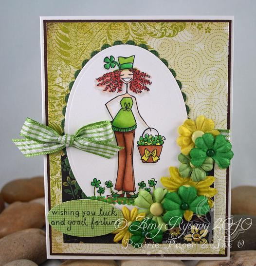 Goodluckabella SPD Card by AmyR