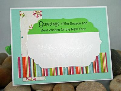 WRS Peace on Earth Card Inside by AmyR