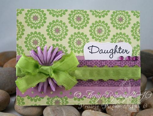 AmyR All Women Card 1 Daughter by AmyR
