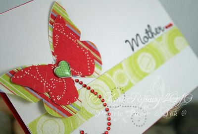 AmyR All Women Card 2 Mother Closeup by AmyR