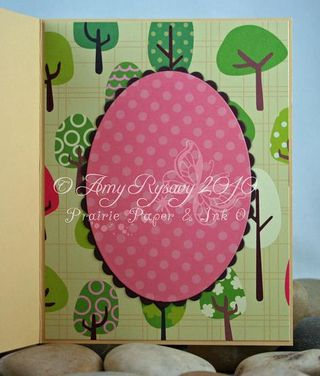 CCD Swing Nora Hello Card Inside by AmyR