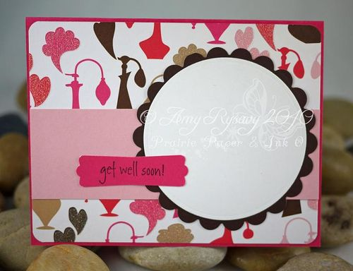 Bella Under the Weather Card Inside by AmyR