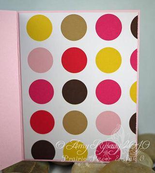 Happy Birthday Bella Card Inside by AmyR