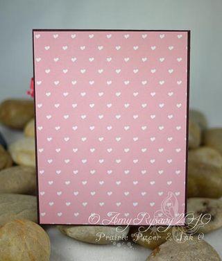 Heart Wreath Bella Card Inside by AmyR
