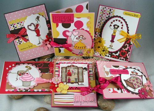 Bella card set by AmyR