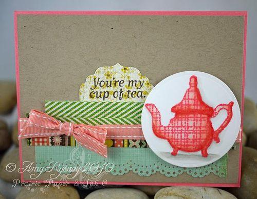 BG Cup of Tea Card by AmyR
