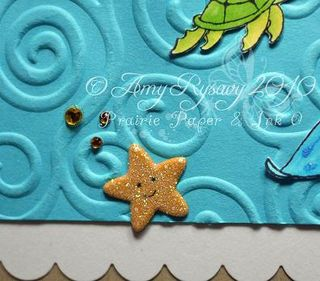 CCD SN Pearl Tidepool Fintastic Card Closeup 2 by AmyR