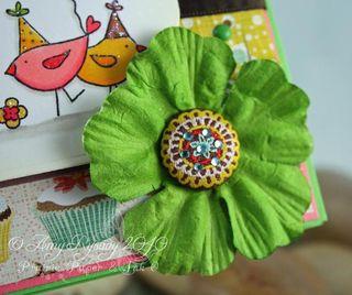 CC For the Birds Happy Bird Day Card Closeup 2 by AmyR