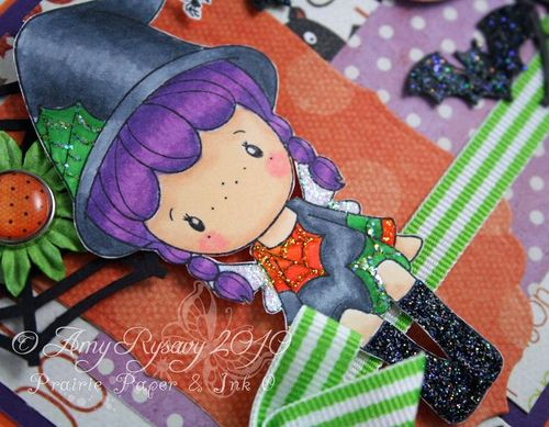 CCD SP Hween Birgitta Batty4U Card Closeup by AmyR