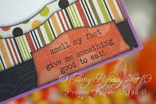 Fluffles TorT Card Inside Closeup by AmyR