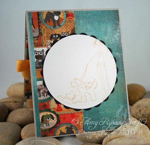 Bella BG M&W Card 6 dogwalkabella card inside by AmyR