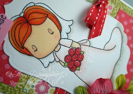 CCD Bride Emma Card Closeup by AmyR