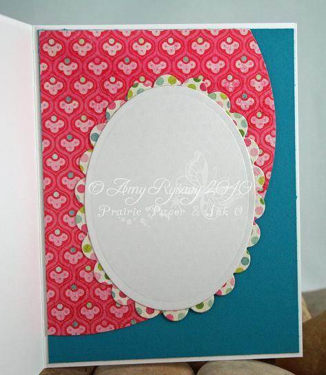 Kiki La Rue Puppy Card Inside by AmyR