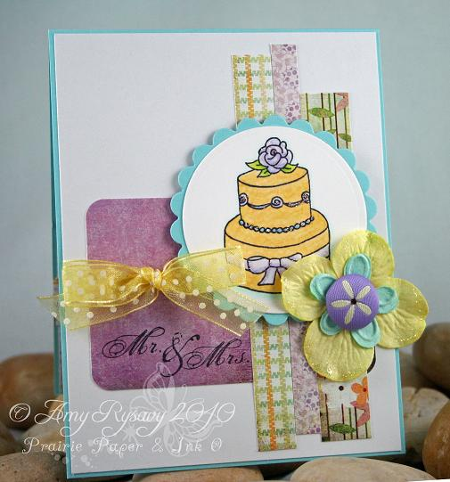 CC Special Day Cake Card by AmyR