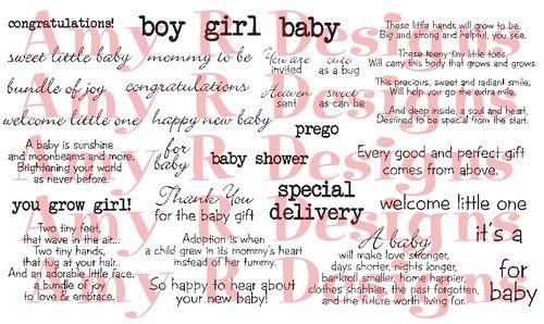 Babywordsamyr