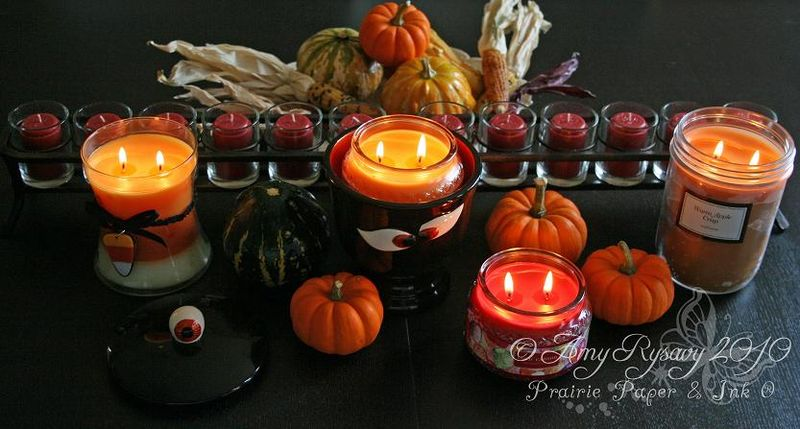 Fall table by AmyR