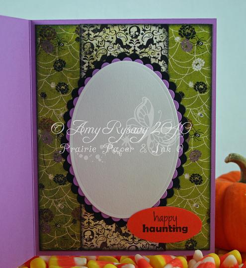 Bella Witchybella Card Inside by AmyR