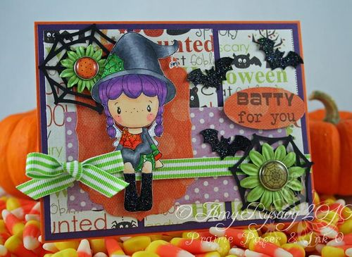 CCD SP Hween Birgitta Batty4U Card by AmyR